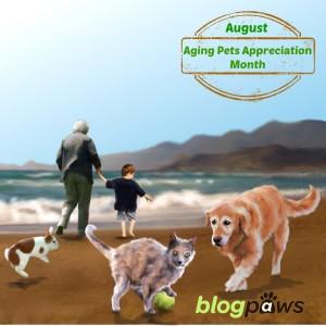 August Aging Pet Appreciation