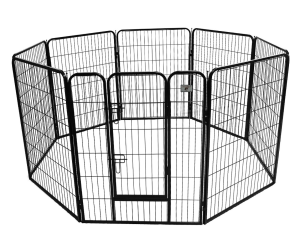 Heavy-Duty-Pet-Playpen
