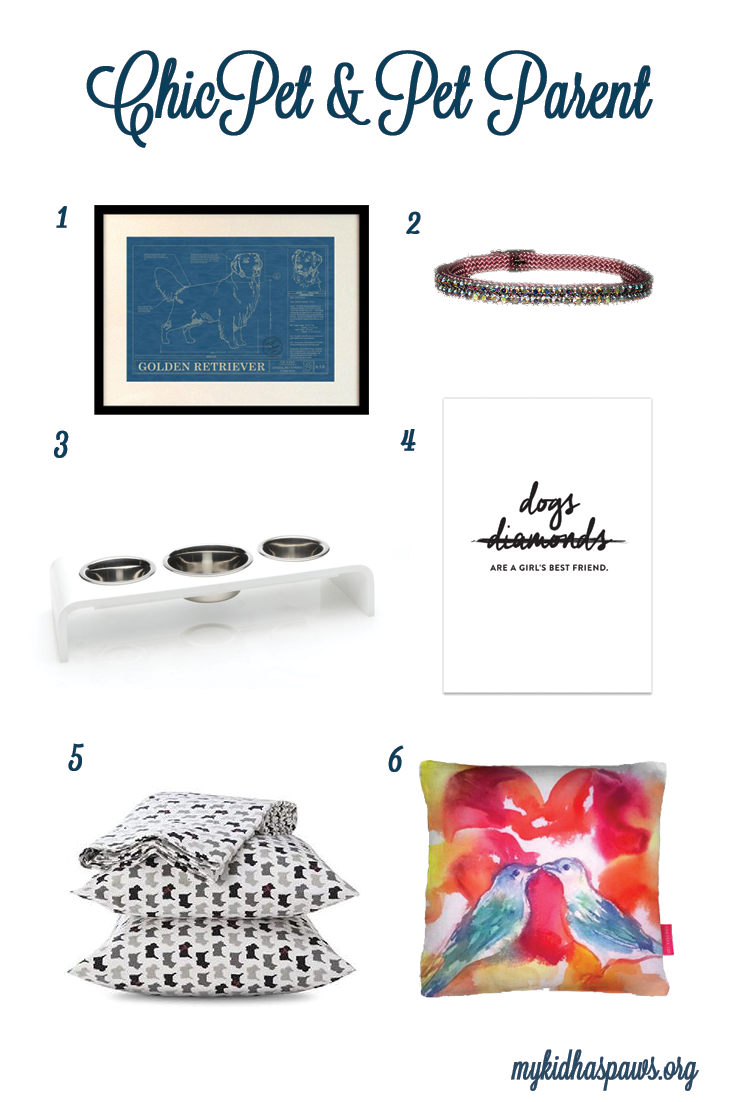 Holiday Gift Guide for Chic Pet & Pet Parent