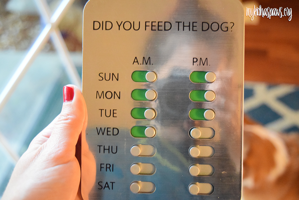 Tools for Keeping You & Your Pet Organized!